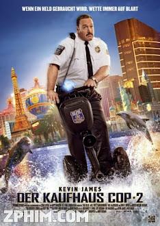 Cảnh Sát Paul Blart 2 - Paul Blart: Mall Cop 2 (2015) Poster