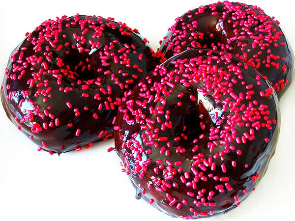 Baked doughnuts tinascookings.blogspot.com