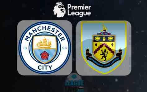 Manchester City vs Burnley Match Highlight