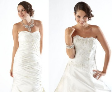 wedding dresses by kirstie kelly httpwwwkirstiekellycom are due to hit costco stores this season in time for june weddings