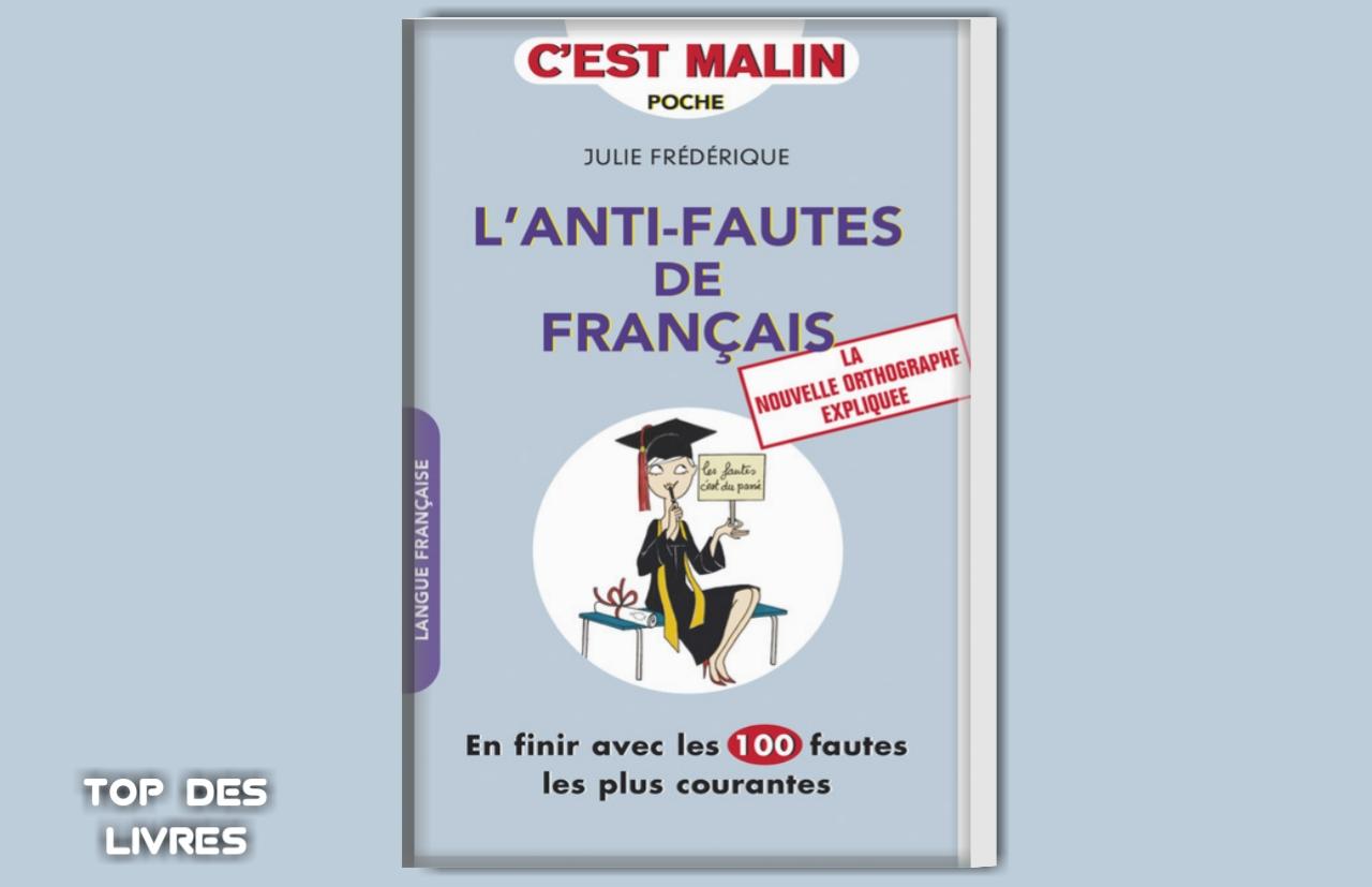 Telecharger L Anti Fautes De Francais En Pdf