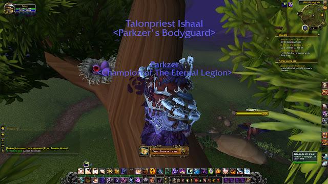 World of Warcraft - Expert Treasure Hunter