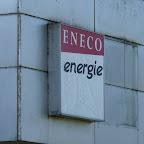 Het voormalig Eneco-gebouw mei 2009