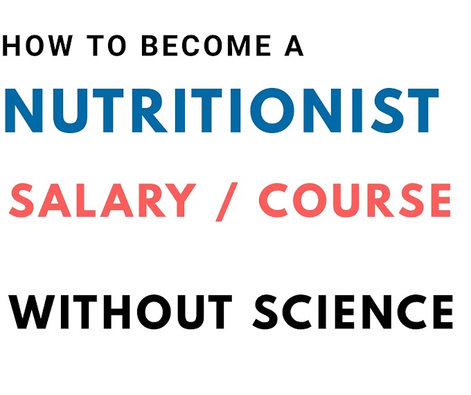 How to Become a Nutritionist [Updated]