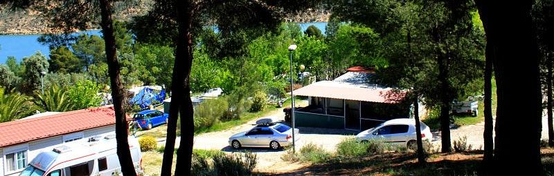 Camping Riba Roja Tarragona