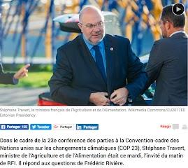 interview de Stéphane Travert
