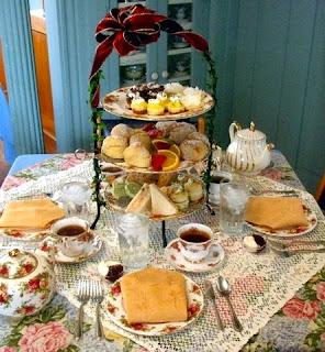 Mechanicsburg Tea Room