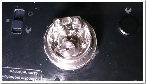 DSC 3967 thumb%25255B2%25255D - 【RTA】「AUGVAPE MerLin Mini RTA」レビュー!小型だけどシングル/デュアルでできるアトマ!味だけならゴブミニV3よりウマイ!?【タイトドロー対応】