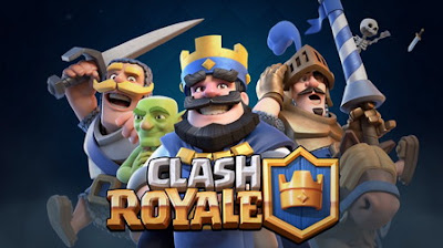 android yang dinantikan rilisnya di bulan Maret ini ialah Clash Royale Clash Royale Resmi Rilis Global di Android, Nih Link-nya!