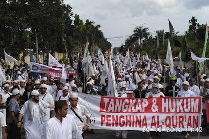 Aksi Bela Islam: Satu Saja Tewas, akan Memicu Revolusi Massa seperti Tahun 65 & 98