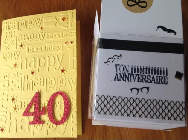 ancolies favorite scrap carte anniversaire homme. Black Bedroom Furniture Sets. Home Design Ideas