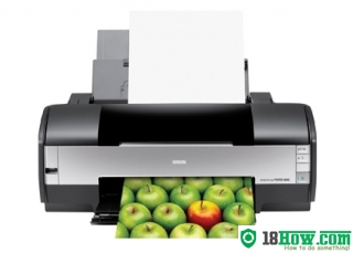 How to Reset Epson 1280 flashing lights problem