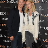 OIC - ENTSIMAGES.COM - Brendan Cole and Zoe Cole attends  McQueen - press night at Theatre Royal Haymarket on the 27th August 2015. Photo Mobis Photos/OIC 0203 174 1069