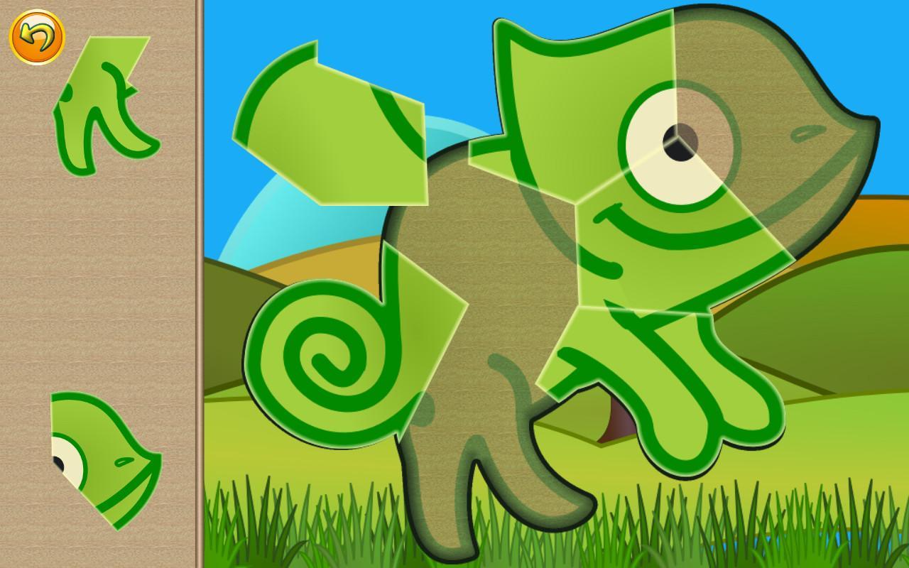 dinosaur games for kids screenshot
