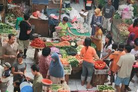Hasil PCR di Pasar, 2 Positif Covid 19 Berasal dari Pedagang Pasar Wisma Asri dan Ber-KTP di Luar Kota Bekasi