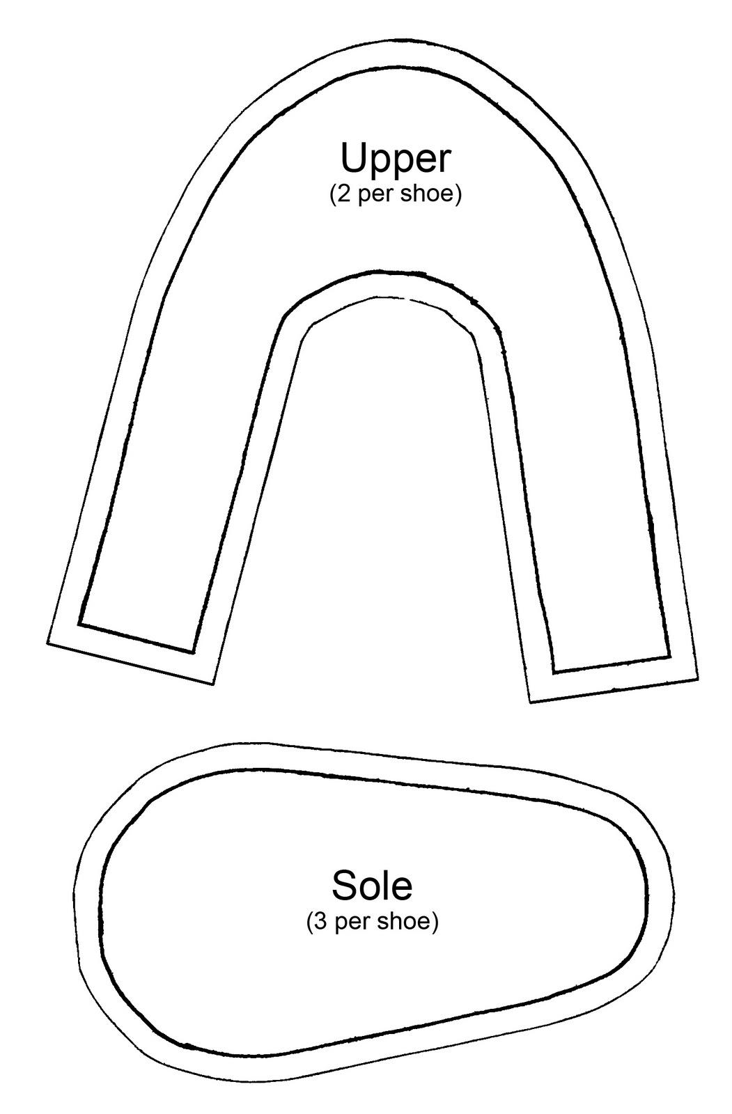 Ballet Slipper Patterns To Sew