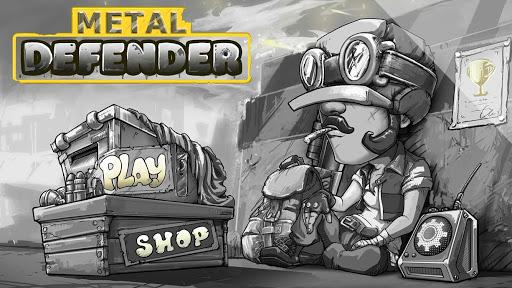 Download Metal Defender: Battle Of Fire v1.0 APK MOD - Jogos Android