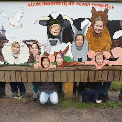 L4C: Naar de kinderboerderij!