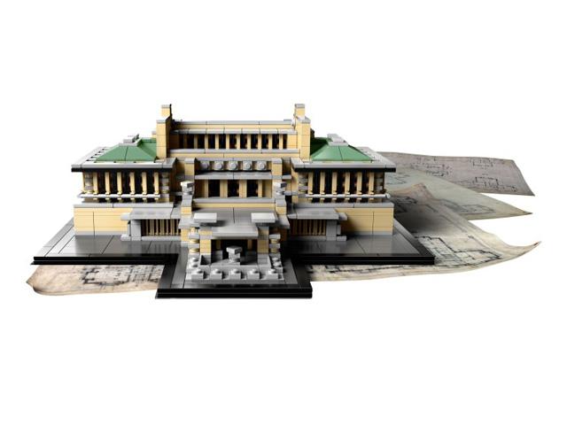 21017 レゴ 帝国ホテル(アーキテクチャー)