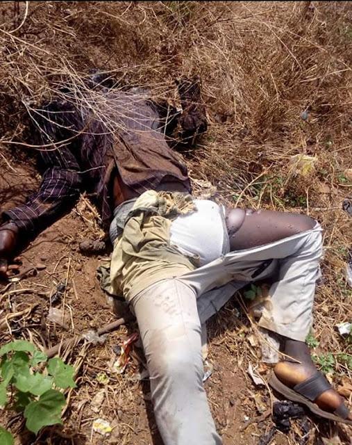 Farmers & Fulani Herdsmen Clash In Kogi, Many Killed (Viewers' Discretion Advised!!)  IMG_20180316_115742_281