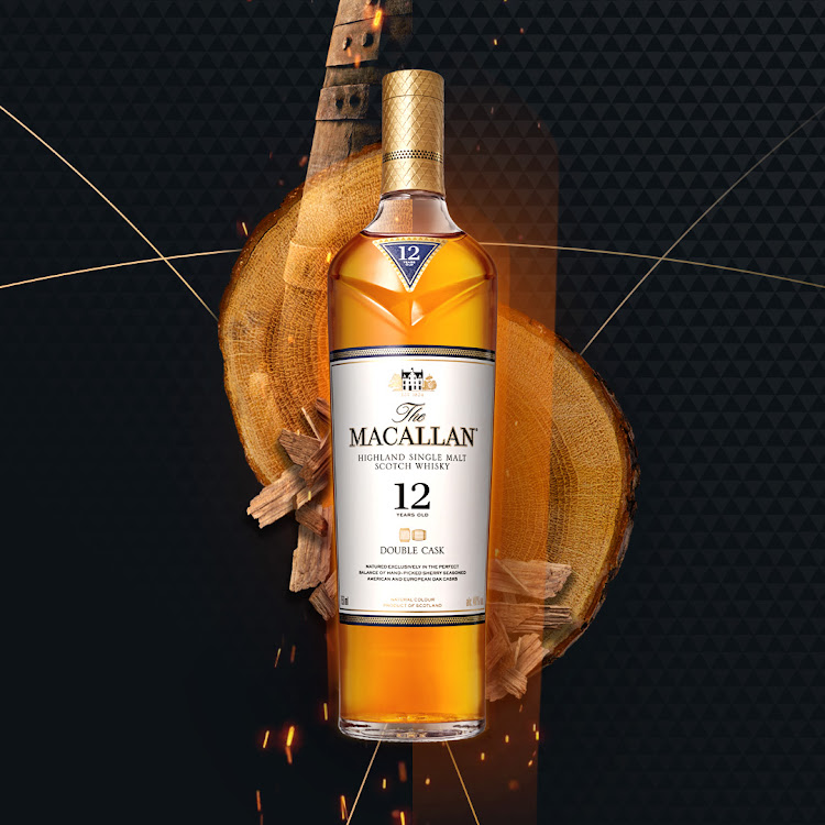 The Macallan 12 Year Old.