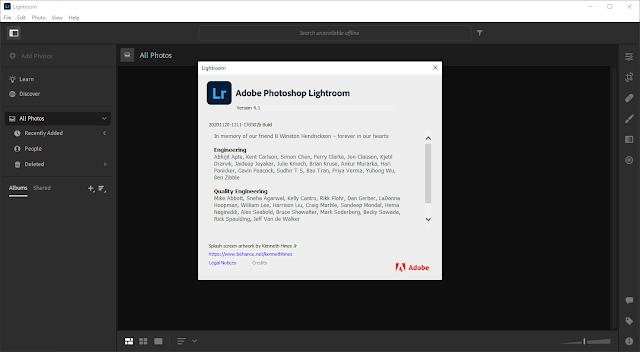 Adobe Photoshop Lightroom v4.1 (x64) + Crack