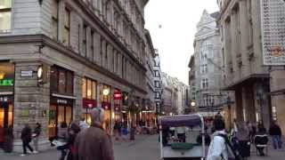 Vörösmarty tér Budapest video