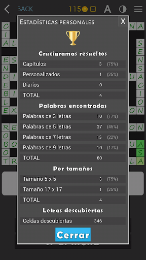 Crosswords - Spanish version (Crucigramas) apkpoly screenshots 15