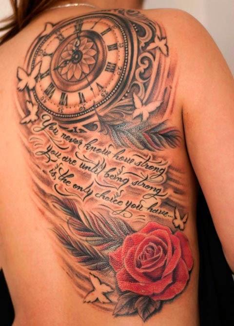 Muchos Tatuajes Para Tu Inspiracion