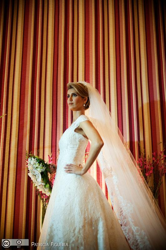 Foto de casamento 0332 de Paula e Bernardo. Marcações: 16/10/2010, Casamento Paula e Bernardo, Fotos de Vestido, Rio de Janeiro, Vestido, Vestido de Noiva.