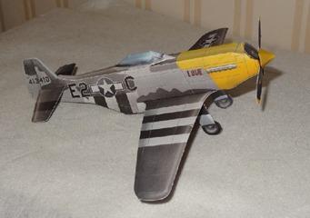 1942 North American P-51 Mustang