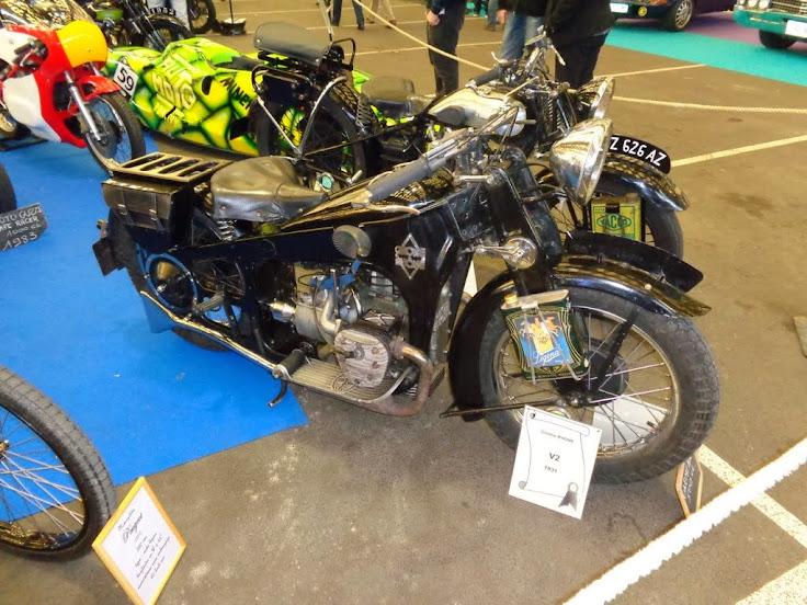 2e Festival Auto Moto Retro de Lorient le 16 et 17 novembre DSC01704