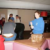 Gezellige avond jeugdvrijwilligers