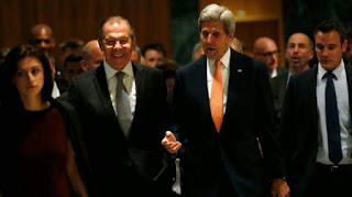 Syrie: Américains et Russes s'accordent sur une trêve et une éventuelle coopération militaire.