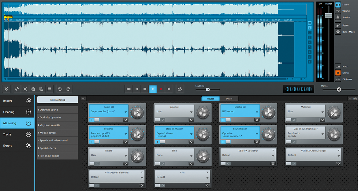 MAGIX SOUND FORGE Audio Cleaning Lab 23.0.0.19