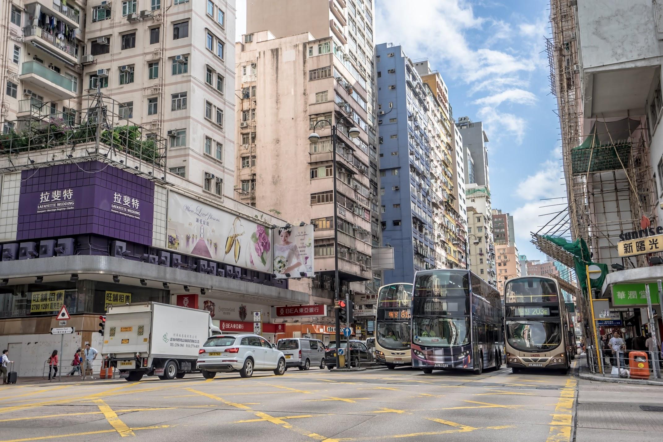 香港 油麻地3