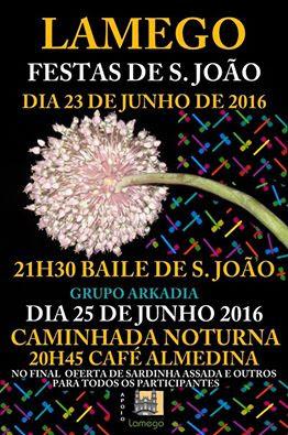 Festa de S. João – Lamego – 23 de Junho de 2016