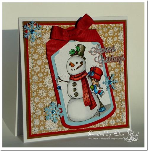 Snowbaby Peek-a-Boo (6)