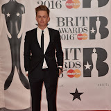 OIC - ENTSIMAGES.COM - Casper Lee at the  The BRIT Awards 2016 (BRITs) in London 24th February 2016.  Raymond Weil's  Official Watch and  Timing Partner for the BRIT Awards. Photo Mobis Photos/OIC 0203 174 1069