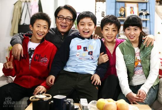 Home With Kids 3 China Web Drama