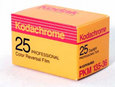 Mama, don't take that Kodachrome away