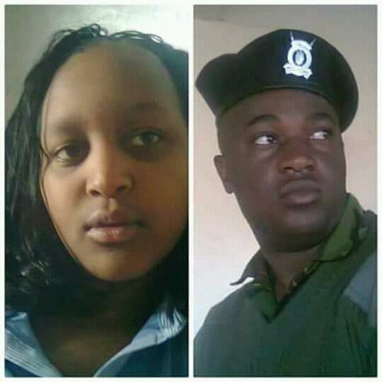 Police officer kills himself after shooting girlfriend dead [SEE PHOTO]