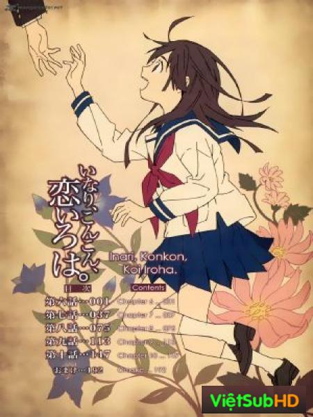 Inari Konkon Koi Iroha