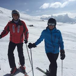 Dolomiti Skisafari - Kaiserwetter, Saisonrekord-Knacker & Bombardino