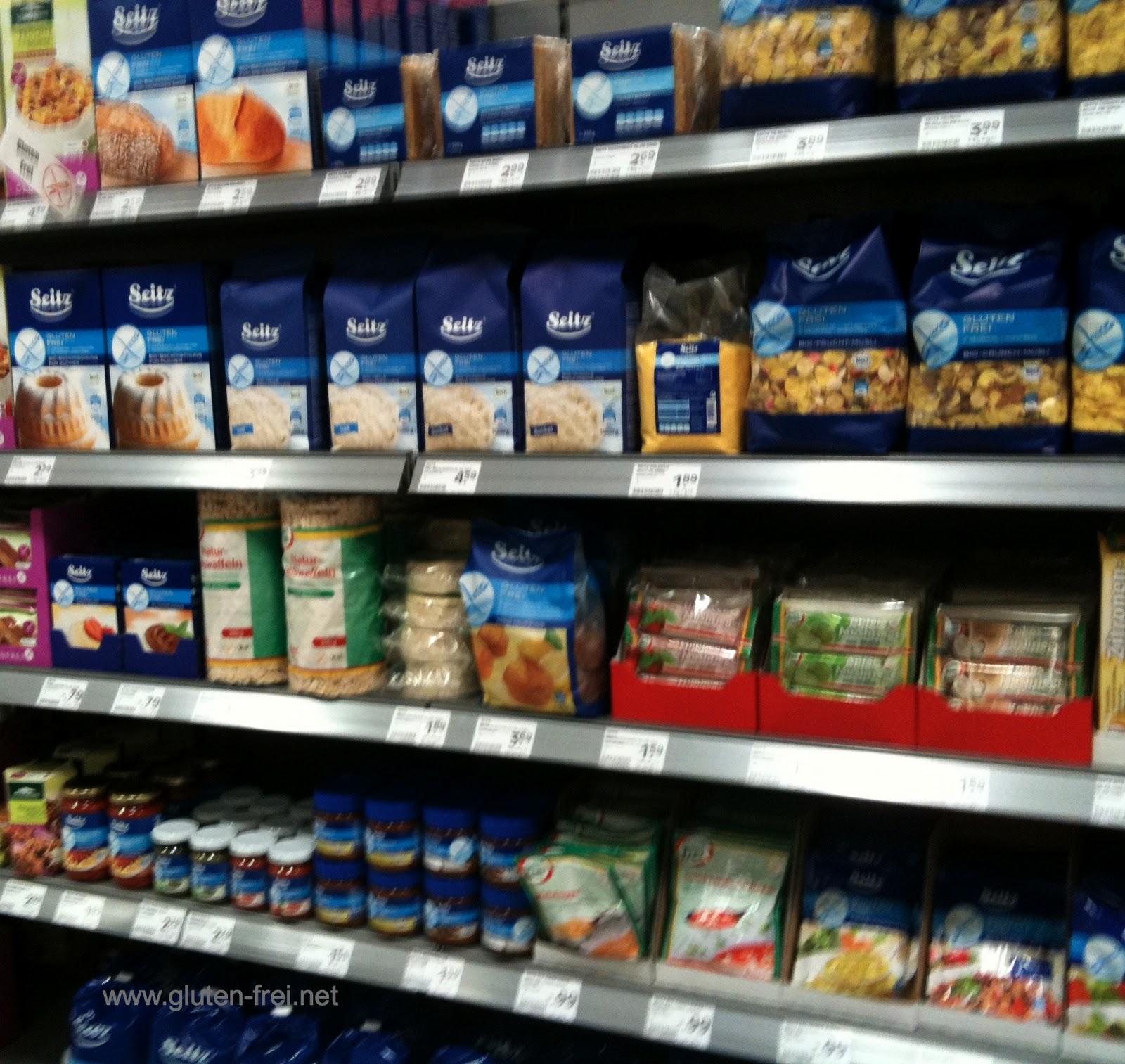 Seitz Erweitert Glutenfreies Sortiment Ein Glutenfreier