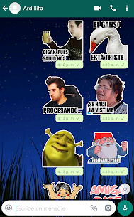 Memetflix – Stickers y sonidos (WAStickerApps) App Download For Android 4