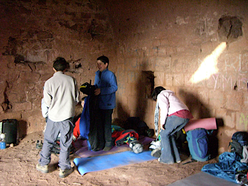 Castell Eramprunyà - CIMG0044.JPG