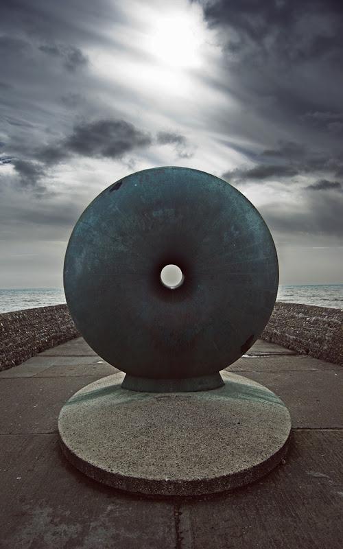 Brighton Doughnut by Martin Isaac