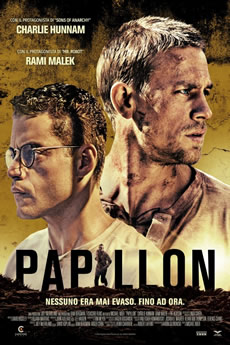 Capa Papillon (2019) Dublado Torrent