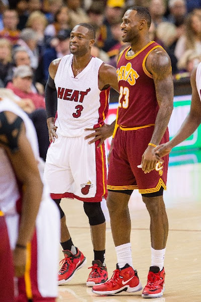 LeBrons On Court PE is Slightly Different Than Yours